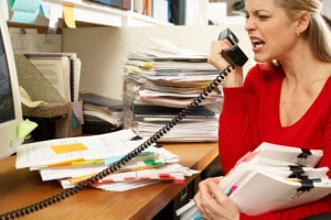 Voicemail Makes People Angry