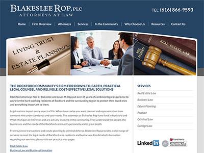 Rockford Michigan Mobile Website Design