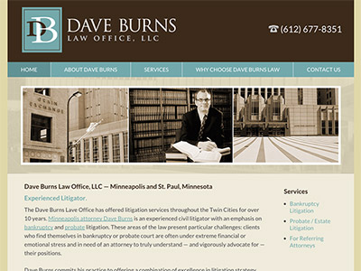dave-burns-law-cover