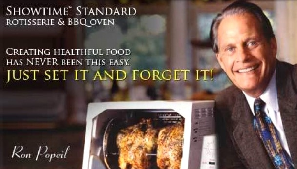 Ron Popeil - Set it and Forget It