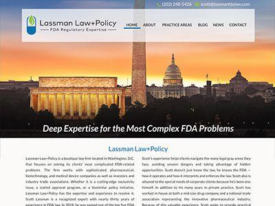 lassman-fda-law-cover