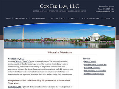 cox-fed-law-cover