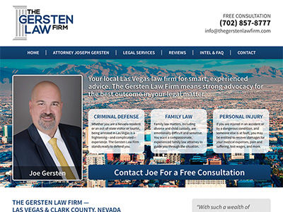 law firm website